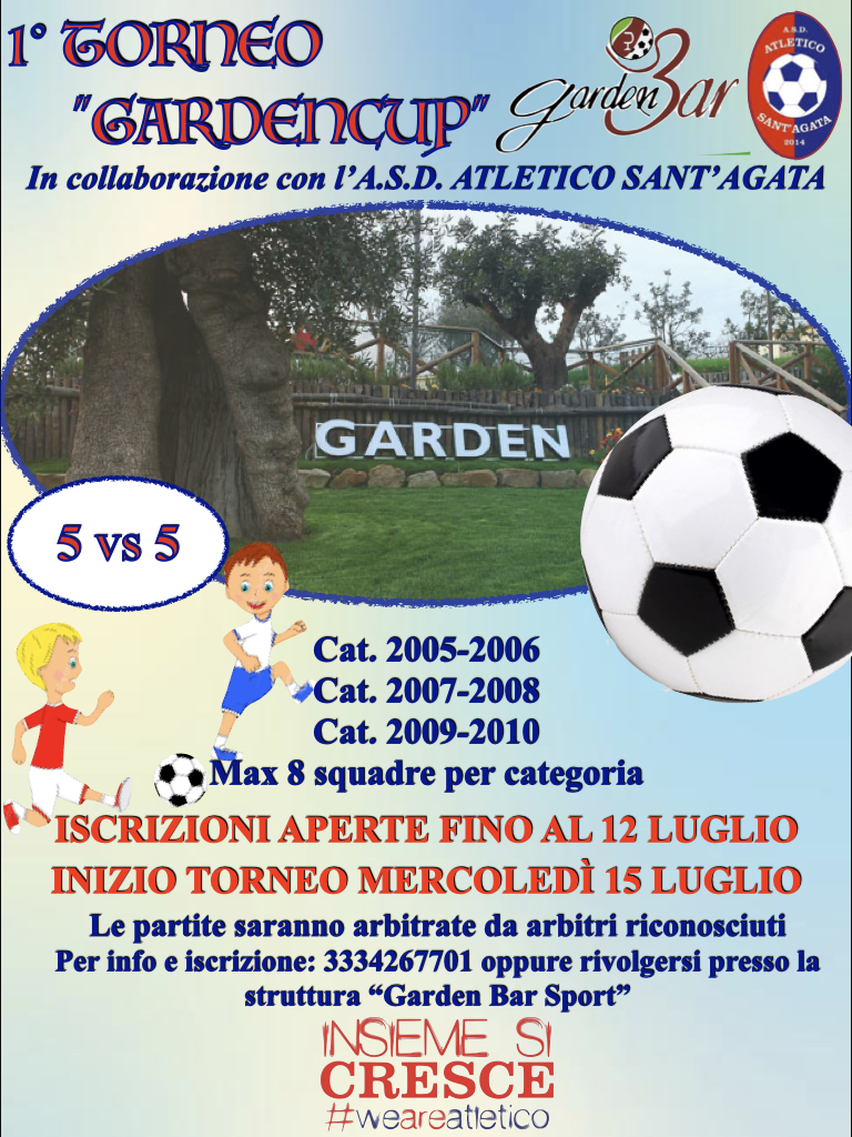 1 torneo gardencup